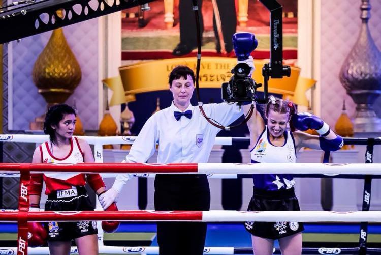 Zdjęcia: Dawid Zięba- Polski Związek Muay Thai